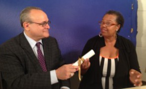 Attorney Jeffery Leving Presents Emmett Till's Family  With Teen's Obituary  on Chicago Counterpoint TV